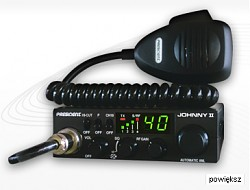 CB Radio President Johnny II ASC