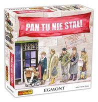 Egmont, Pan tu nie stał!, gra planszowa
