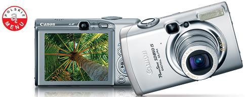 Canon IXUS 950 IS