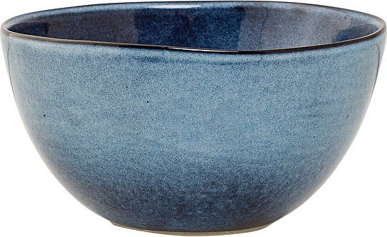 Miska Sandrine 15 cm niebieska