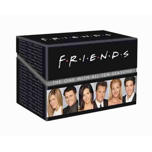 Firends series 1-10 complete box