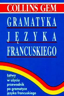Gramatyka Języka Francuskiego