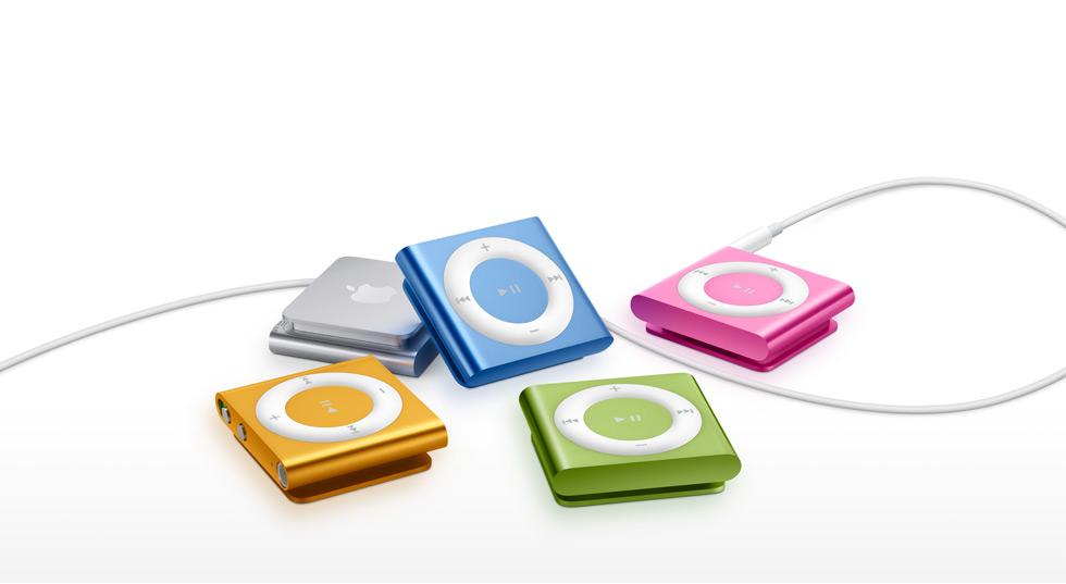 iPod shuffle (6 gen)