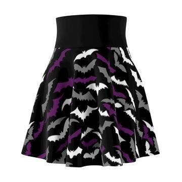 Ace Pride Bats Skater Skirt