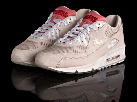 """Nike """"Tongue N' Cheek"""" Air Max 90 by Dizzee Rascal"""