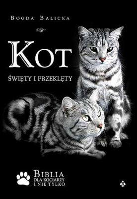 Książka ,,Kot