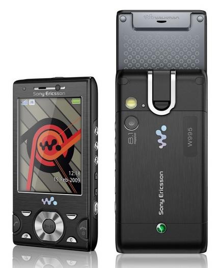 Telefon Komórkowy SE W995