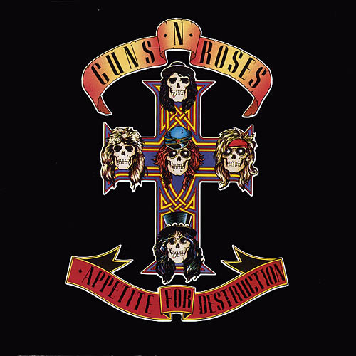 Płyta Guns n'Roses
