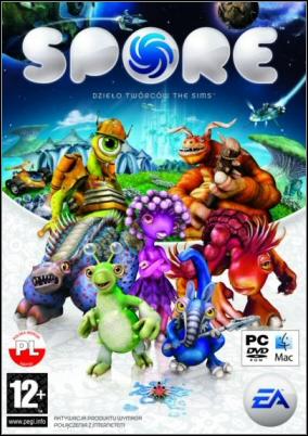 Gra komputerowa Spore