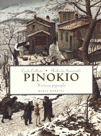 Pinokio Historia pajacyka Carlo Collodi