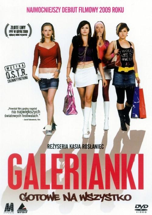 Galerianki-film na DVD