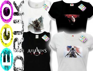 Koszulka Damska S ASSASSIN'S CREED Altar Ezio
