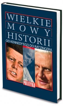 Książka Wielkie Mowy Historii - TOM 4