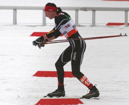 Być biegaczką narciarską tak jak Justyna Kowalczyk ! :))
