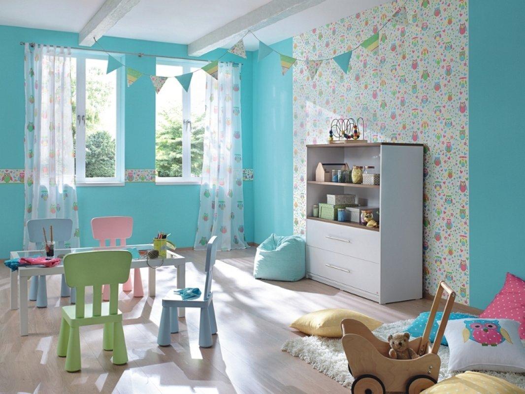 Wyjątkowy pokój dziecięcy