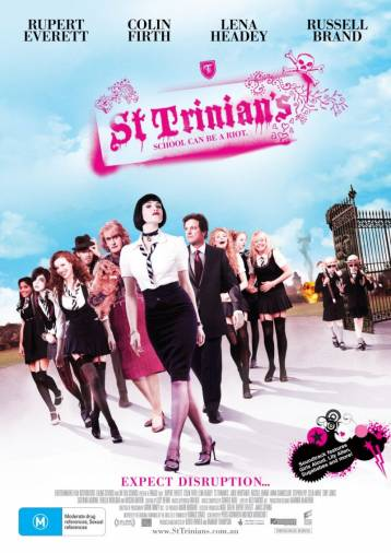 St.Trinian2 Legend of Fritton's Gold