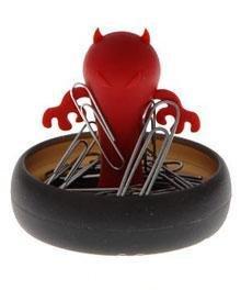 Diabeł do spinaczy