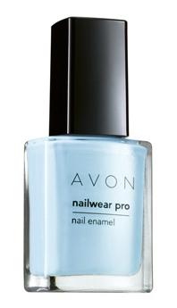 Avon Vintage Blue