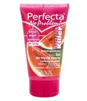 Dax Cosmetics Perfecta No Problem Antytrądzikowy żel do mycia twarzy