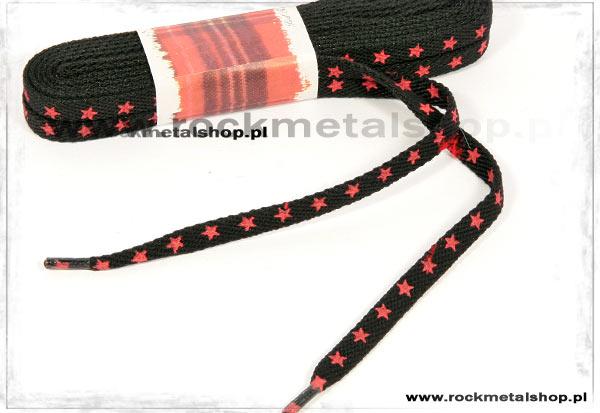 sznurówki RED STAR