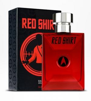 Red Shirt Star Trek dla mężczyzn