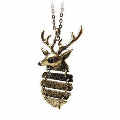 Naszyjnik jeleń