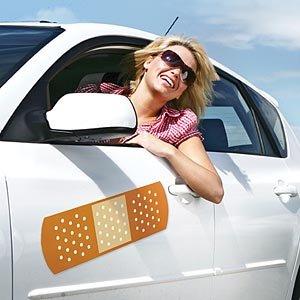 Plaster na samochód