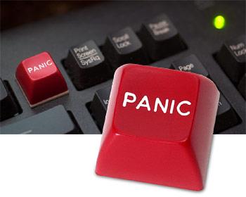 Klawisz  - panika