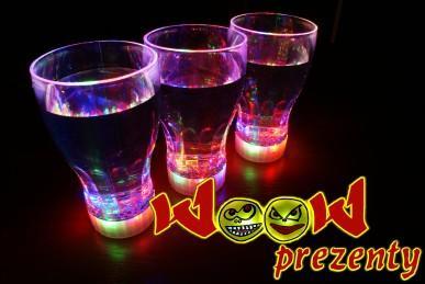 Świecąca szklanka