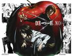 Wszystkie tomy mangi Death Note ^^