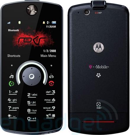 Motorola E8