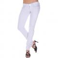 Kani Ladies Fay Skinny jeans white