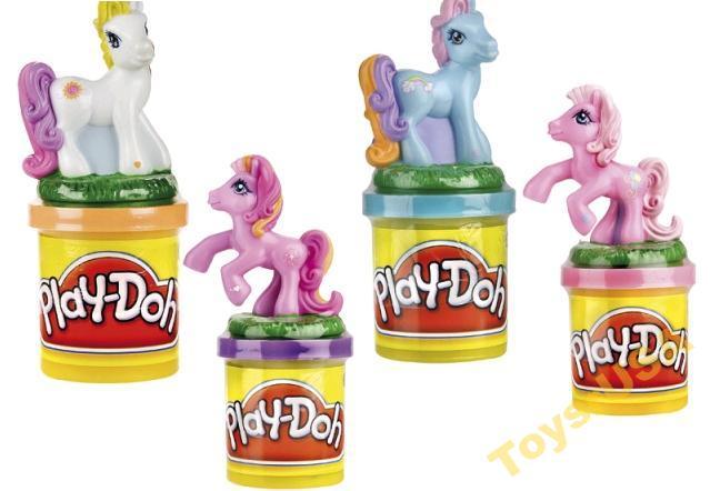 ciastolina PLAY-DOH My little pony