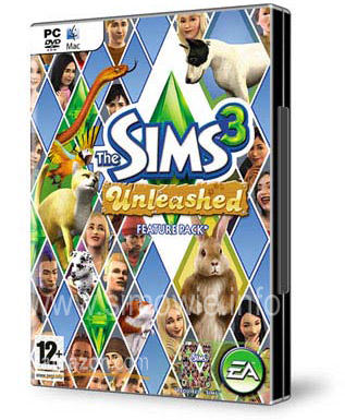 The Sims 3 Unleashed (zwierzaki)