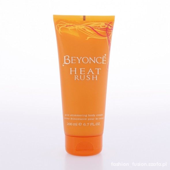 BEYONCE HEAT RUSH zapach 75 ml + balsam OKAZJA