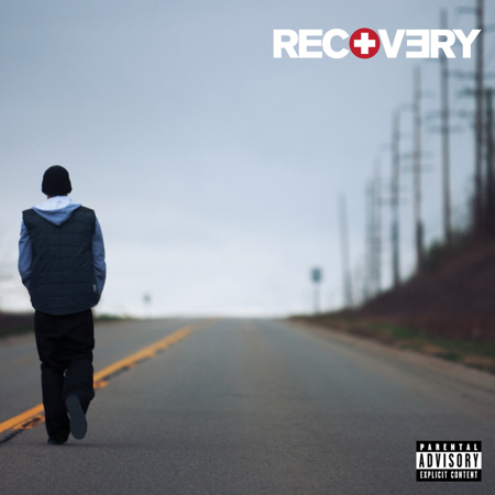"Eminem - ""Recovery"""