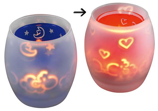 Świeczka Liebe w pudełku