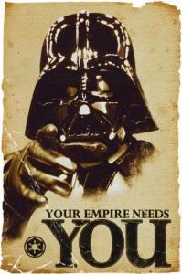 Star Wars Gwiezdne Wojny Vader plakat 61x91,5 cm