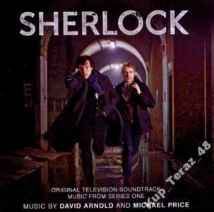 Sherlock- Series 1 - Soundtrack OST- CD P-ń