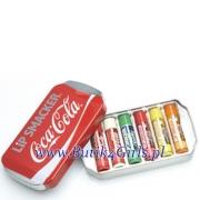 Zestaw Balsamów do ust Coca-Cola