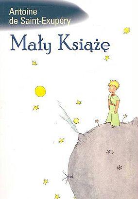 Mały Książę, książka