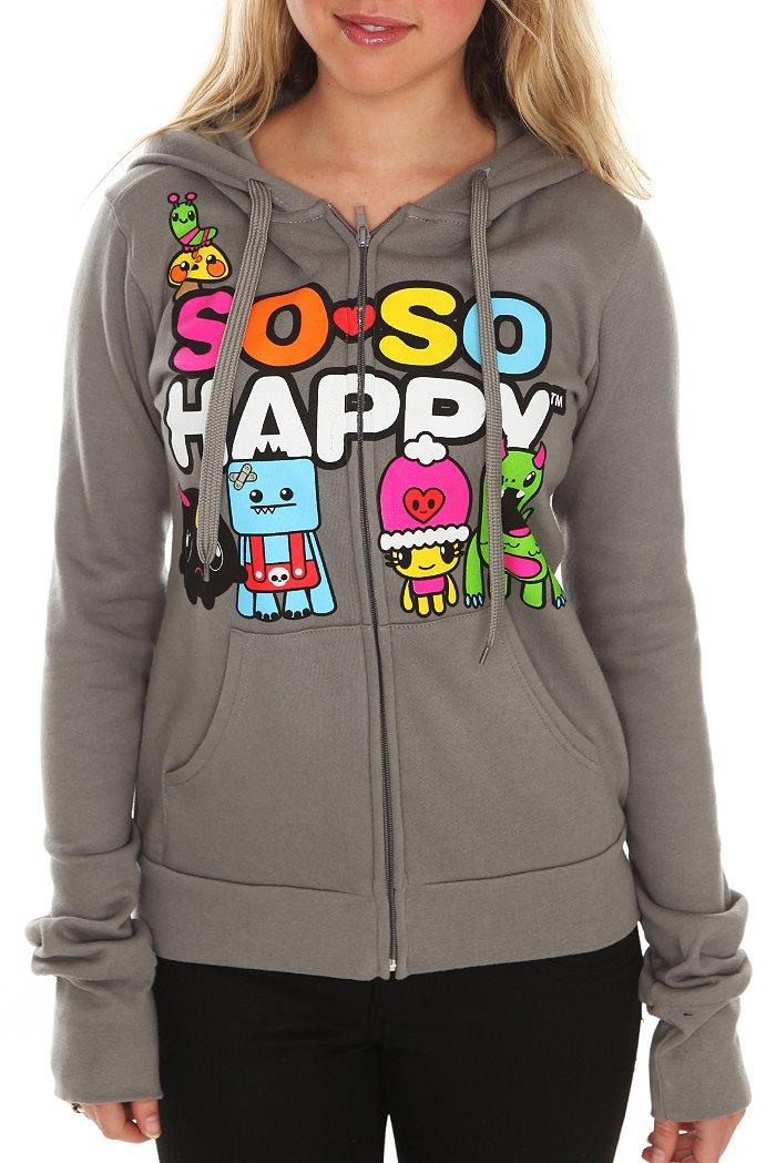 Bluza so-so Happy !