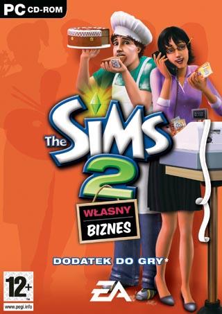Dodatek do the sims 2 - Własny Biznes