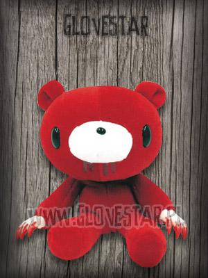 Pluszak Gloomy Bear Red