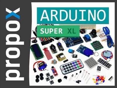 Zestaw Startowy SUPER Arduino lub inne z TELMAL