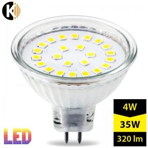 Żarówki LED MR16
