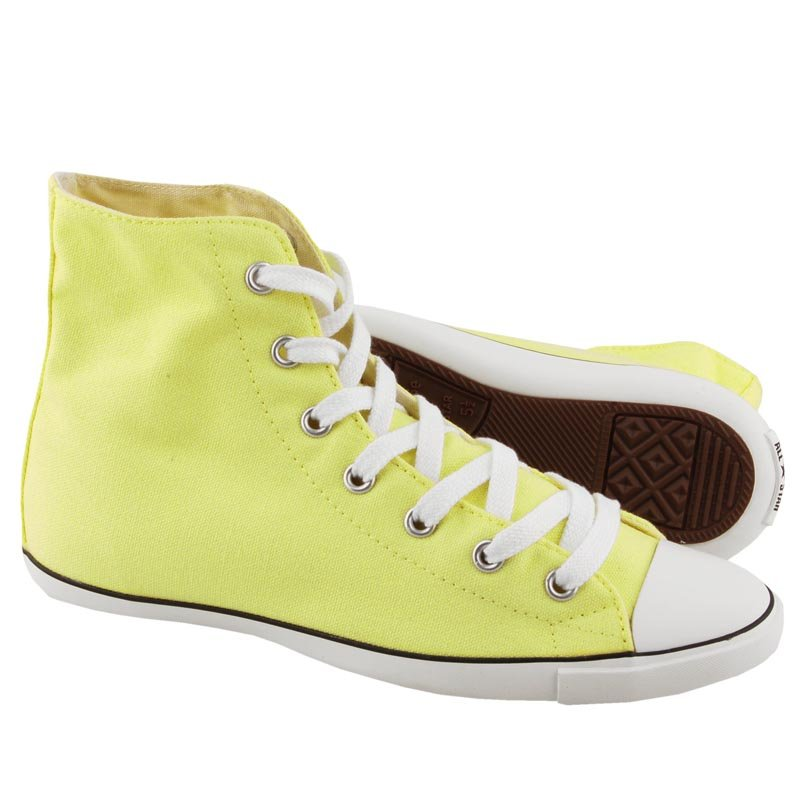ConverseALL STAR LIGHT HI Lemonade