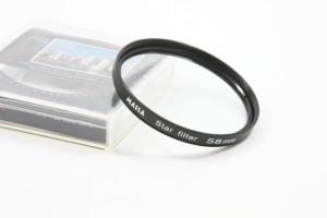 Filtr Gwiazdkowy 55 mm