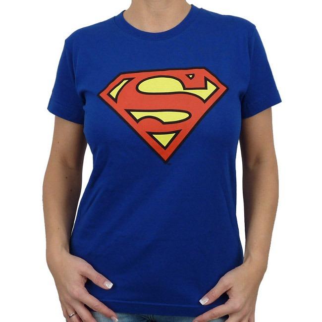 bluzeczka dziewczęca SUPERMAN - LOGO