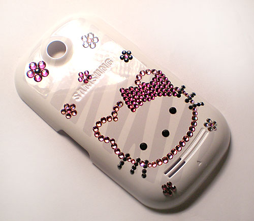 Obudowa Samsung Corby - Hello Kitty